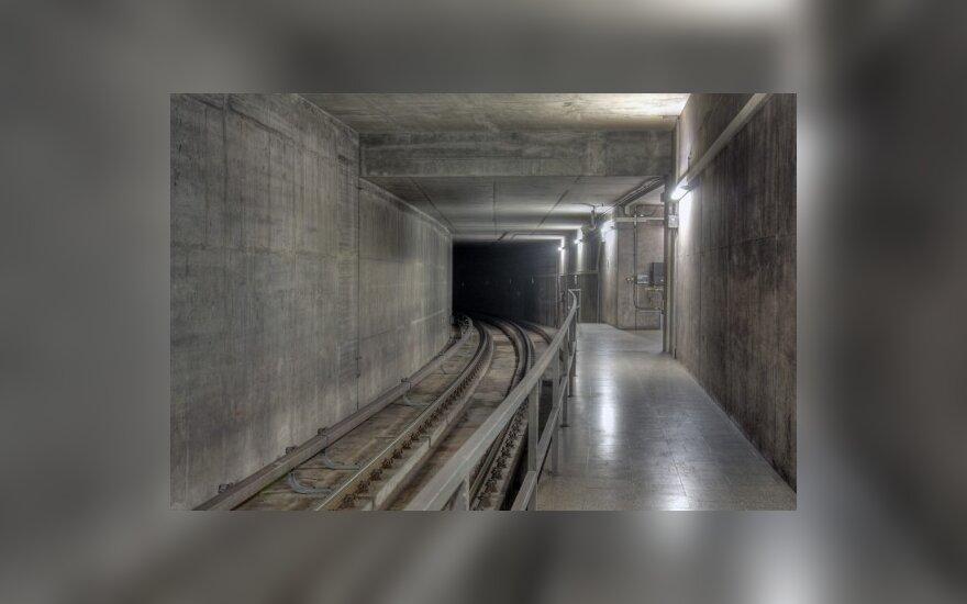 Dėl Vilniaus metro konsultuos ispanai