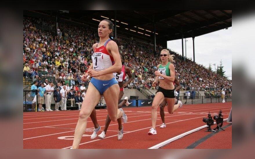 Tatjana Andrianova (runnerspace.com nuotr.)