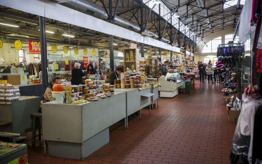 Turgus stojo piestu prieš Skvernelio planą įvesti čekius: net parduotuvėje jų niekas neima