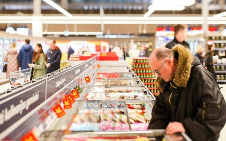 """""""Maximos"""" komercijos vadovė: paskelbus karantiną kainos neaugo"""