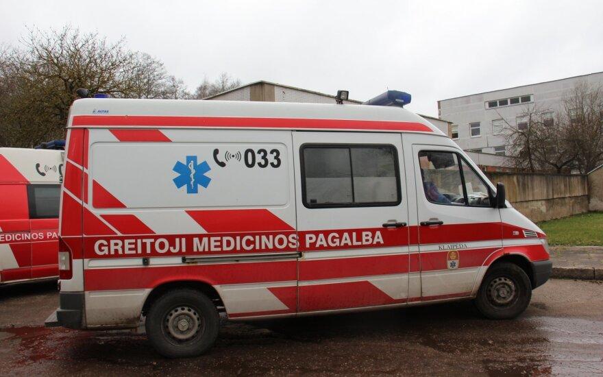 Policija pradėjo ikiteisminį tyrimą dėl Ukmergėje koronavirusu užsikrėtusios moters mirties