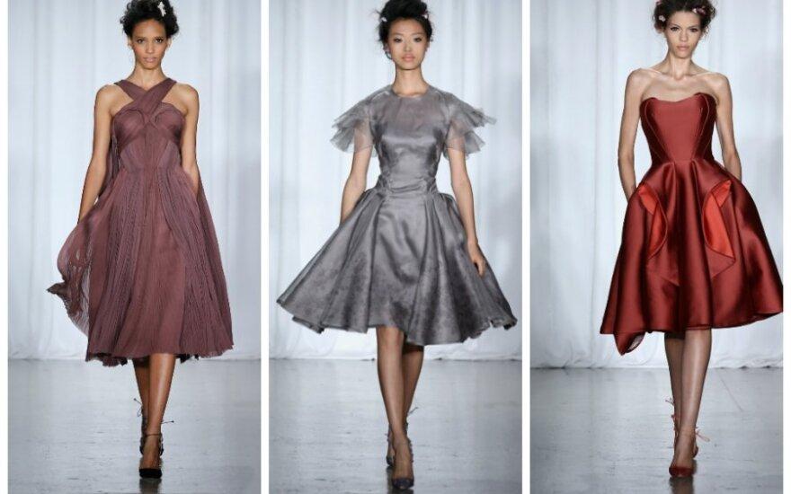 Mados tendencijos: suknelės išleistuvėms