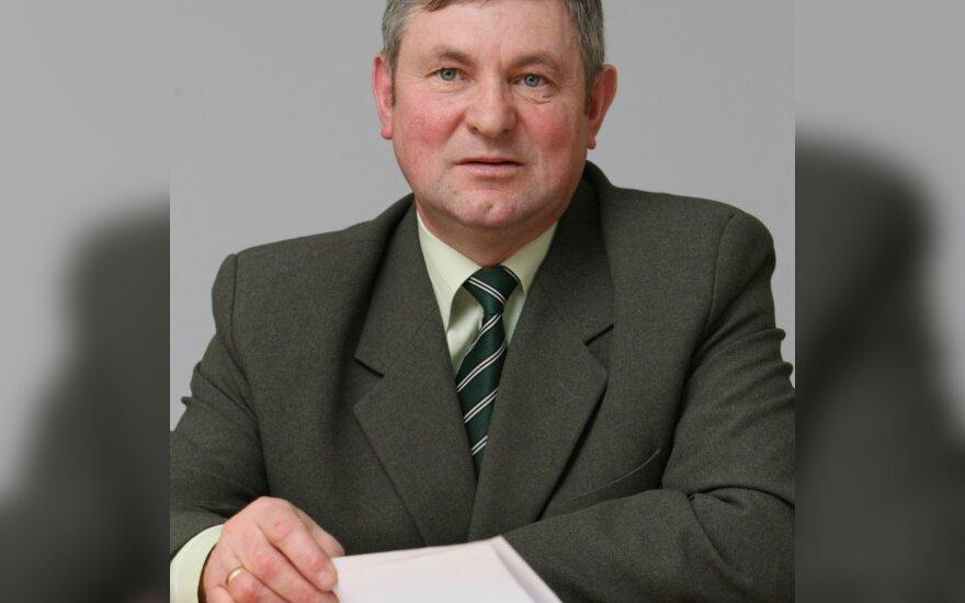 Nuteistas buvęs Panevėžio rajono savivaldybės administracijos karo prievolės vyriausiasis specialistas Vitalijus Kudinavičius.
