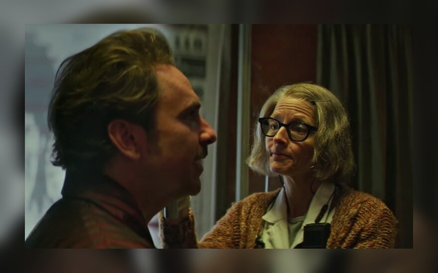 "Jodie Foster filme ""Artemis: žudikų viešbutis"""