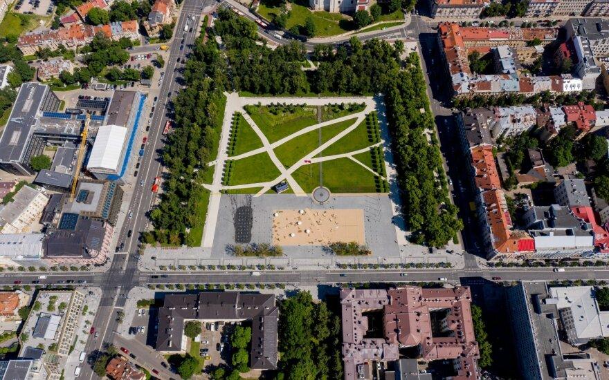 Kultūros ministras: Lukiškių aikštė lieka Vilniaus savivaldybei