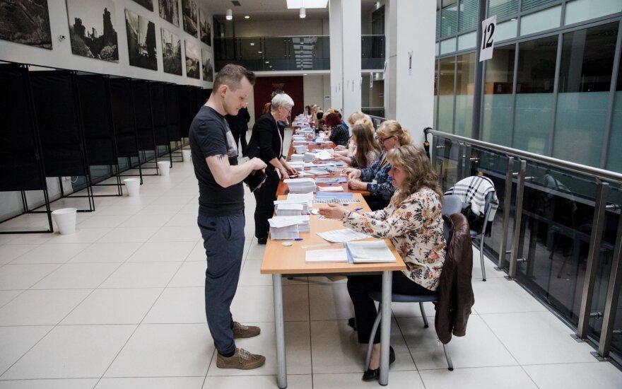 Ketvirtadienį prasideda išankstinis balsavimas Lietuvos atstovybėse užsienyje