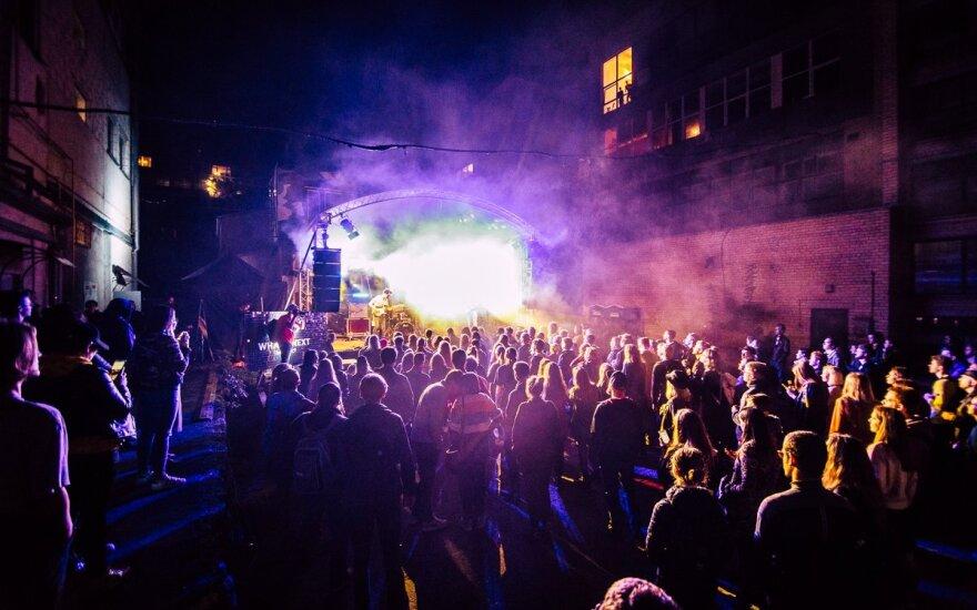 """Festivalis """"What's Next in Music? - 2019"""" Vilniuje"""