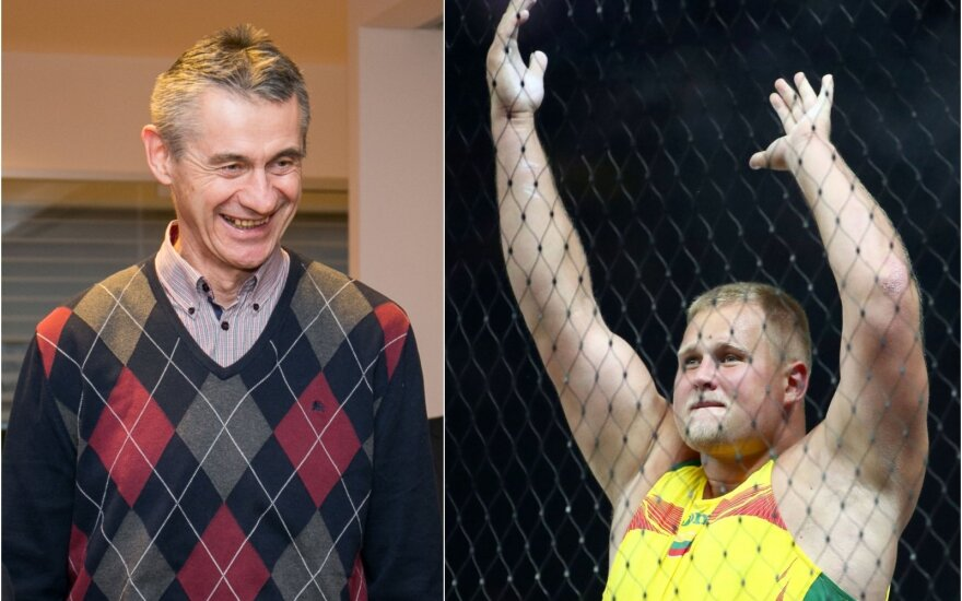 Buvę Lietuvos olimpiečiai iš savo įpėdinių Tokijuje tiksi bent 2-3 medalių