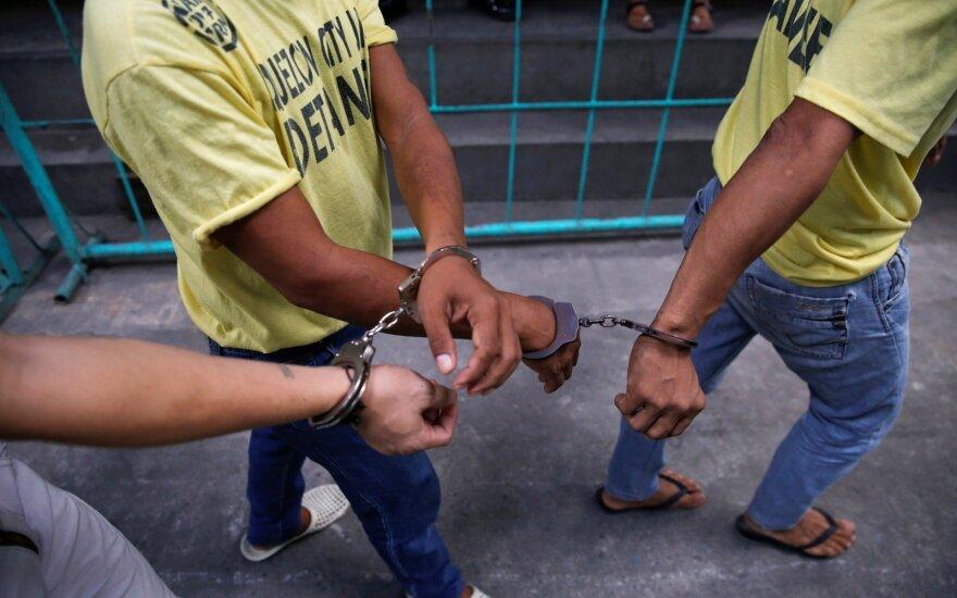 Filipinai: tarp nukautų islamistų buvo čečėnų