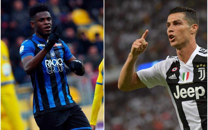 Divan Zapata, Cristiano Ronaldo