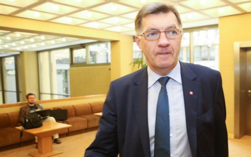 A. Butkevičius įvardijo realiausią kandidatą į prabangų postą