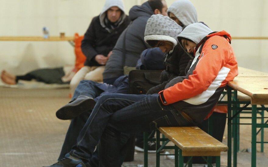 Tūkstančiai pabėgėlių padavė Vokietiją į teismą