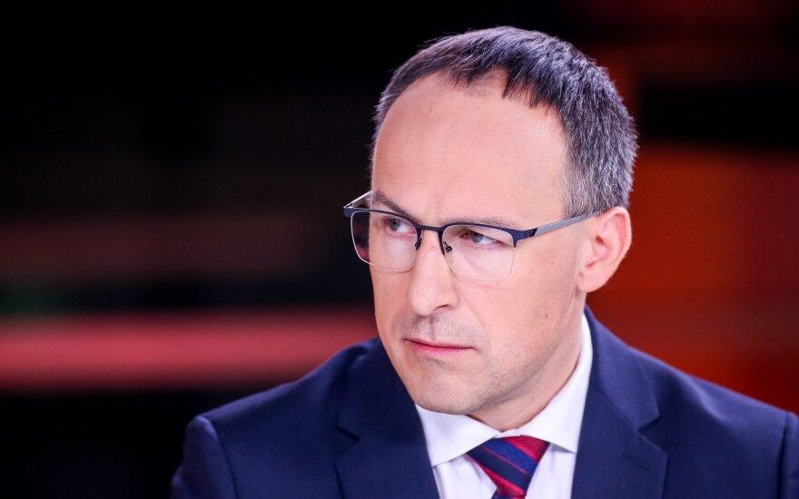 Vladimiras Laučius. Nokdaunas Putinui