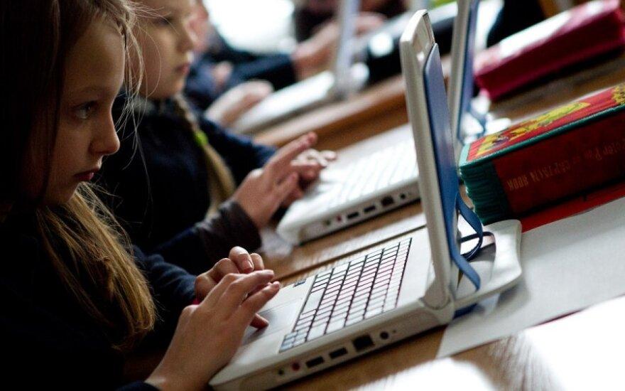 Kompiuterių klasė mokykloje