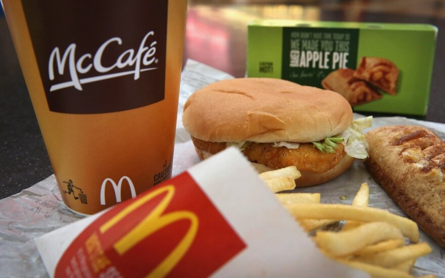 """""""McDonald's"""" valdytoja Lietuvoje investuos 7 mln. eurų"""