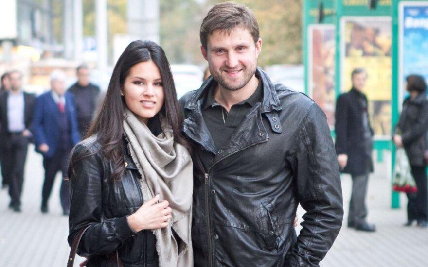 Arvydas ir Viktorija Macijauskai