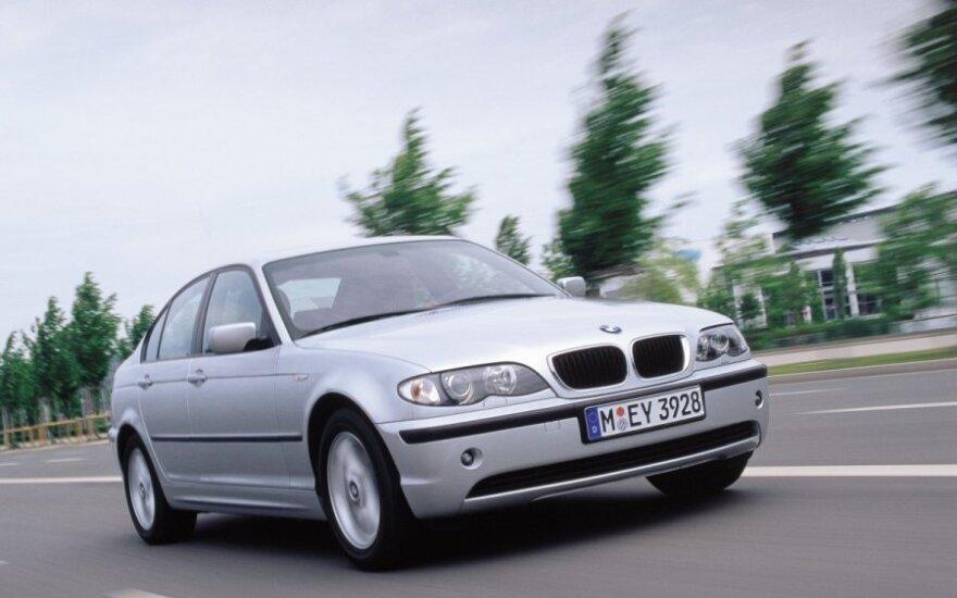 BMW 3-serija (2002 m.)