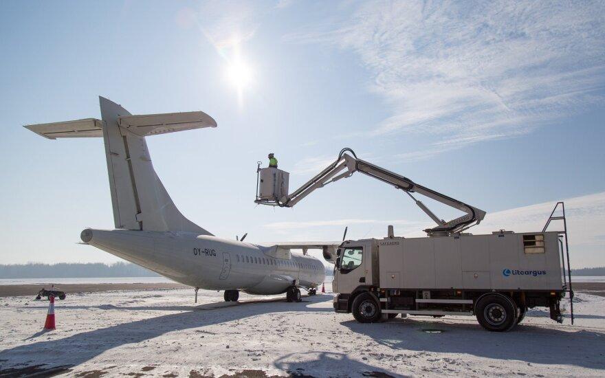 Kauno oro uostas šiemet aptarnavo milijoną keleivių – kitąmet augimo tempo nemažins