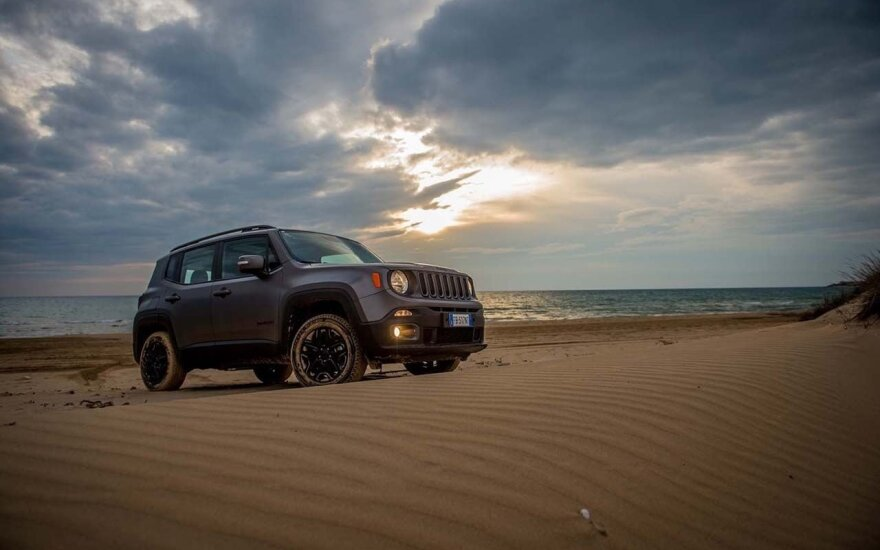 """Jeep Renegade"""