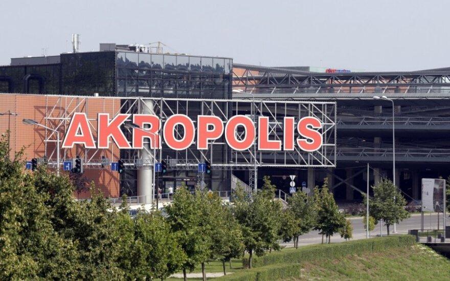 """Kauno """"Akropolyje"""" - nerimas dėl """"City"""" parduotuvės"""