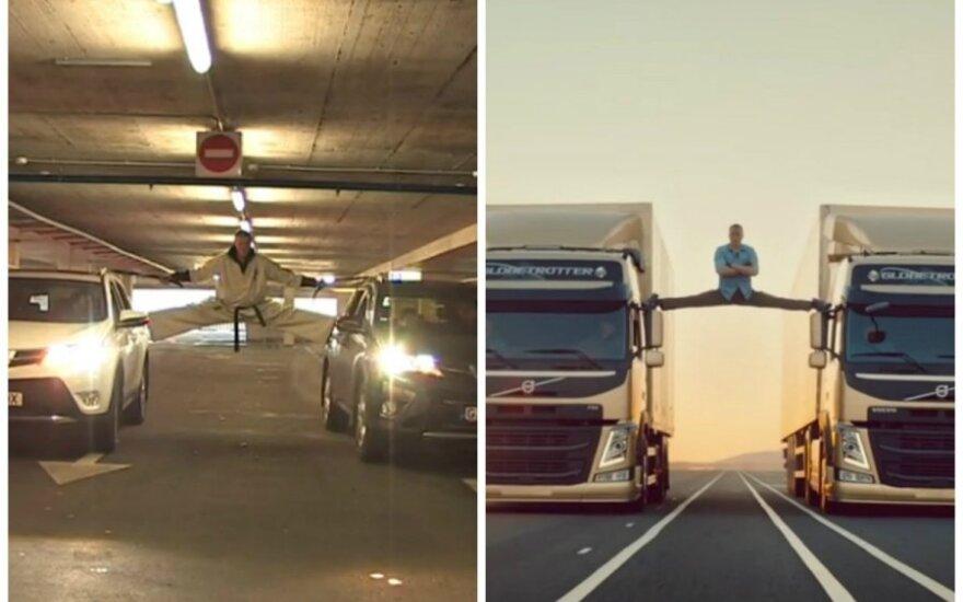 Gudauskas vs Van Damme