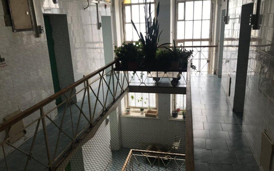 Lukiškių kalėjimo augalai