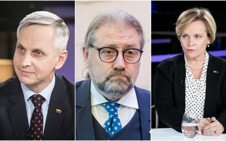 Netikėta kombinacija: Juknevičienė ir Urbšys Panevėžyje vienijasi prieš korupcija įtariamą merą