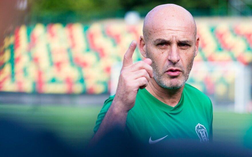 Joao Martinsas / Foto: Elvis Žaldaris, fkzalgiris.lt