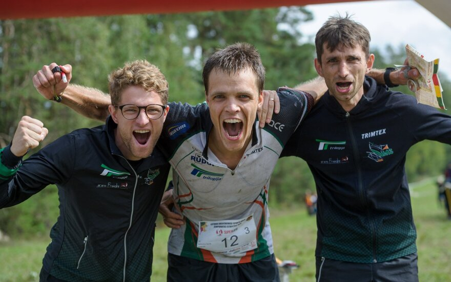 Orientavimosi sportas / FOTO: Donatas Lazauskas (Orienteering.lt)