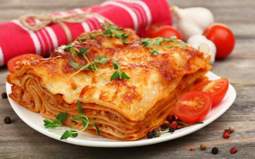 Kokius patiekalus lietuvių virtuvė paveldėjo iš italų?