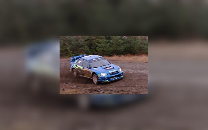 "Peteris Solbergas, ""Subaru"""