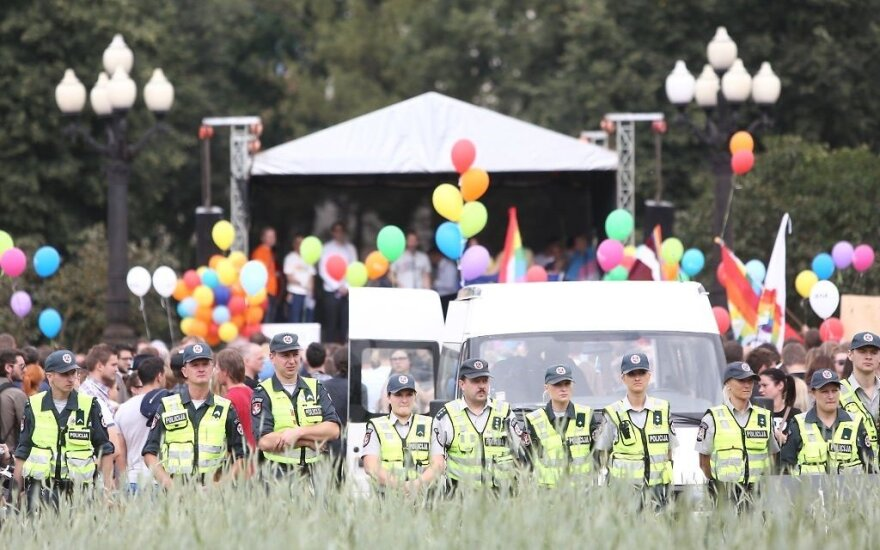 Concern for safety at Baltic Pride in Vilnius after Orlando attack