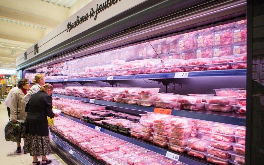 Stebimi pokyčiai lietuvio pirkinių krepšelyje: populiarėja Vakaruose mėgiama mėsa