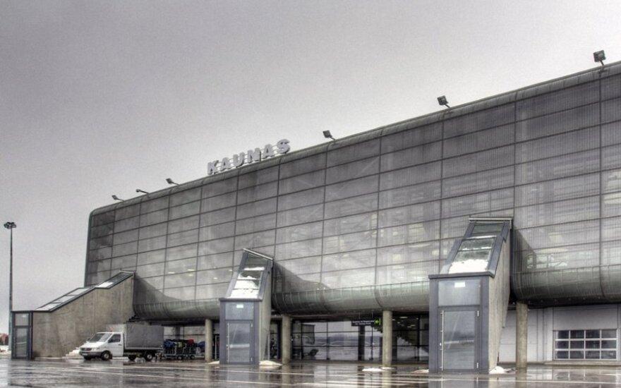 Iš Liverpulio grįžęs vyras sulaikytas Kauno oro uoste