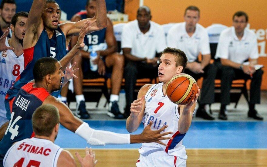 Serbija - Prancūzija