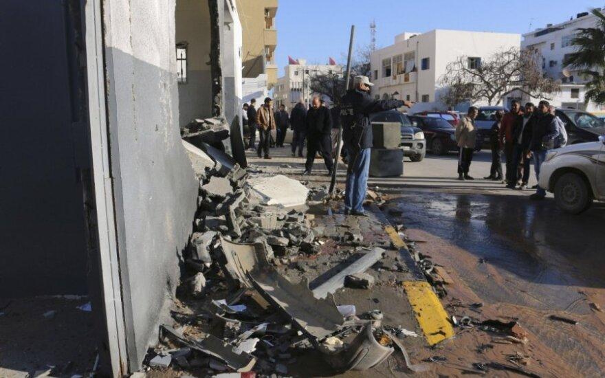 Turkija: dar per anksti teigti, kad paliaubos Libijoje žlugo