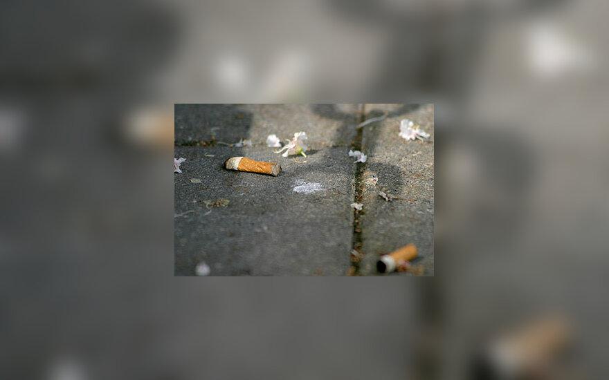 Cigaretės, cigaretė