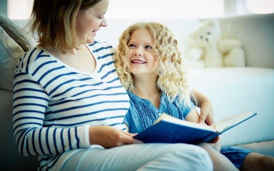 Visi vaikai skirtingi: 9 žingsniai, kaip mokyti priešmokyklinuką