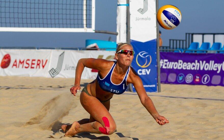 Irina Zobnina (Foto: CEV)