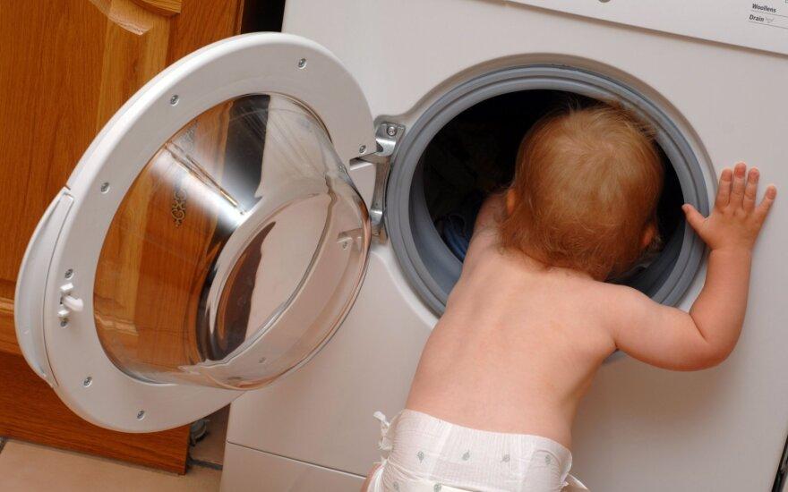 Meistras pataria: pagrindinė klaida perkant skalbyklę