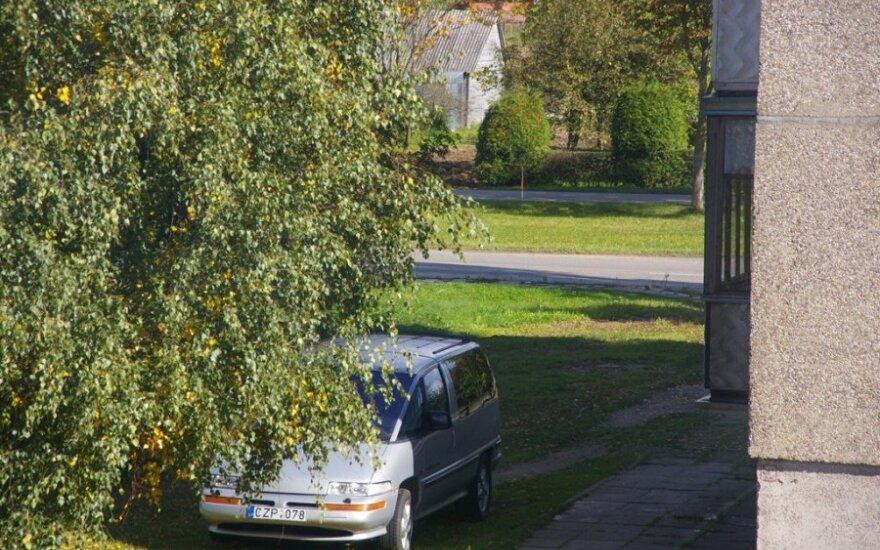 """Savaitės """"Baudos kvitas"""": automobilį palieku, kur noriu!"""