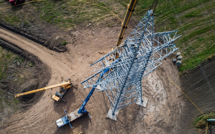 Elektros gamyba Lietuvoje per ketvirtį augo 19 proc., per metus – 55 proc.