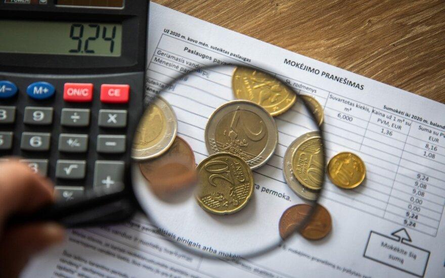 Investuotojų akimis Lietuva smuktelėjo, bet turi galimybių atsitiesti