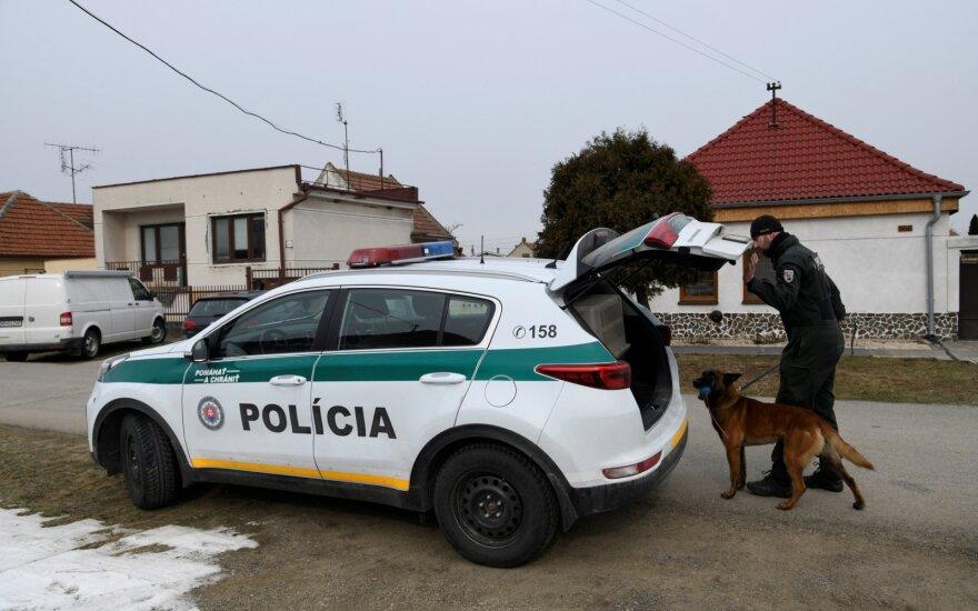Policija Slovakijoje