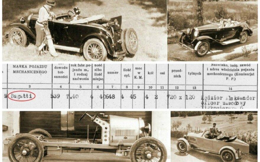 Bugatti T 40