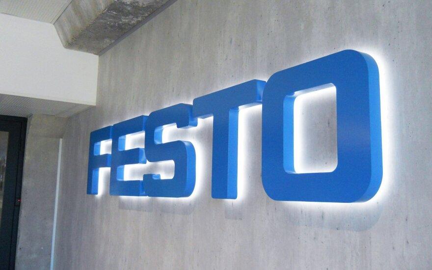 FESTO atidarė naują biurą