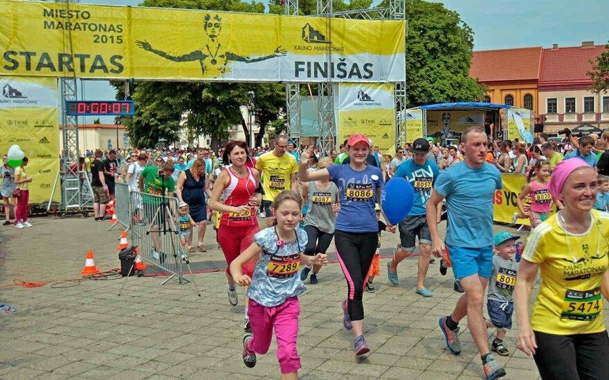 Pirmasis medalis vaikystėje skatina sportuoti toliau