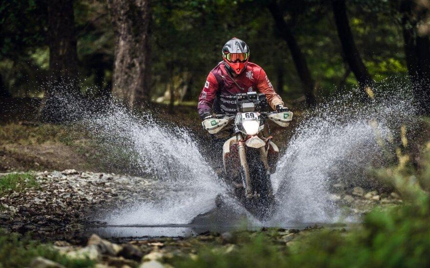 """Balkan Offroad Rallye"" ralyje lietuviai pelnė pergalę"