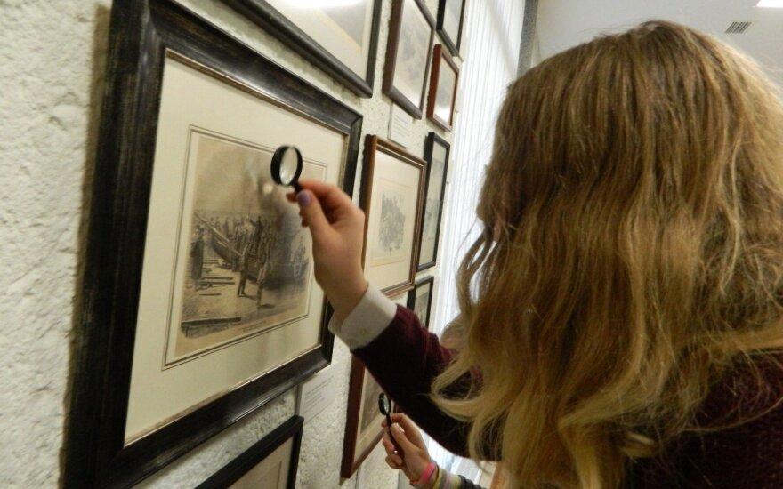 Klaipėdiečiai tyrinėjo meną iš arti