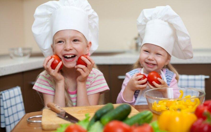 Derliaus sezonas vaikams – kaip išnaudoti jį geriausiai?